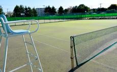 ゆうぽうと世田谷レクセンターテニススクール テニスコートイメージ